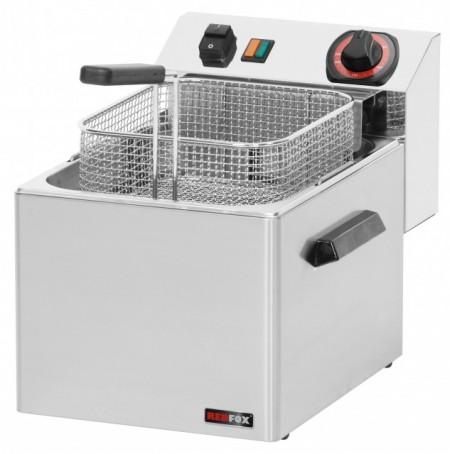 Friteuza electrica 8 litri, 400V