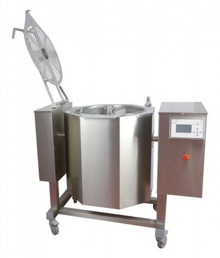 Masina automata, electrica, de preparat creme, 100 litri