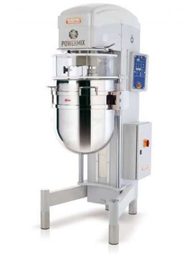 Mixer planetar 100 litri, 5 trepte viteza, control electronic PM
