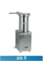 Sprit hidraulic vertical, 25 litri