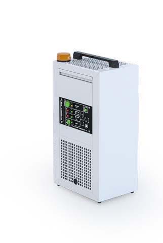 Sterilizator profesional pentru incaperi , 450 m3