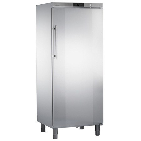 Dulap frigorific 432 L, cu racire dinamica Argintiu
