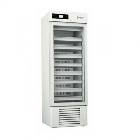 Dulap frigorific pentru laborator cu usa din sticla, 500 litri