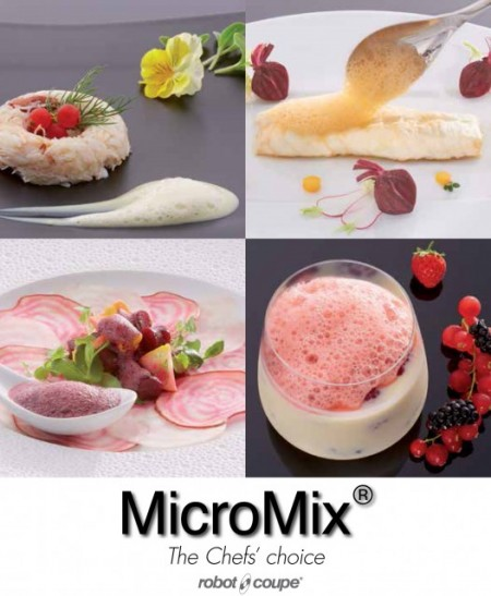 MIXER DE MANA PROFESIONAL MICROMIX