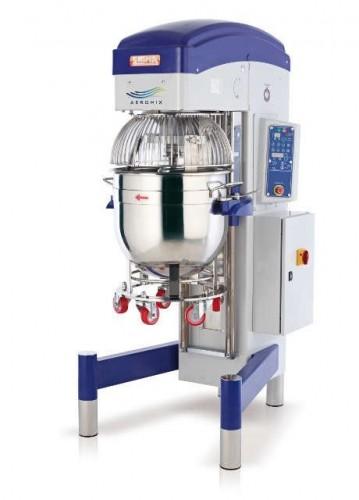 Mixer planetar 80 litri, 5 trepte viteza, control electronic