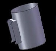 Suport pentru distribuitor de produse sanitare