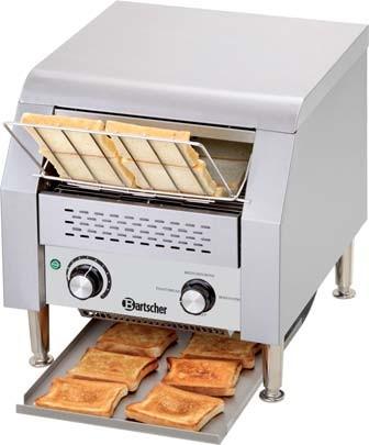 Toaster tip tunel, 150 felii/h
