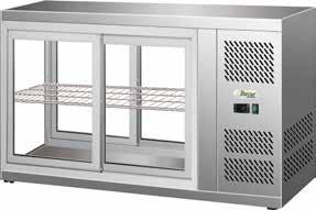 Vitrina frigorifica de banc 190 litri