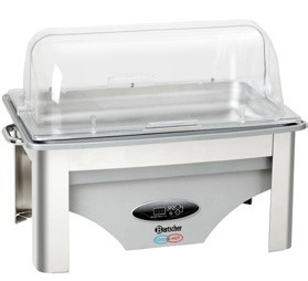 Chafing dish rece + cald