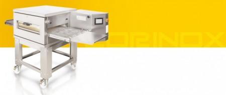 Cuptor electric tip tunel 500 covrigi/h CORINOX