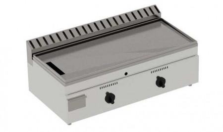 Gratar , fry-top(electric) pentru piadina , carnati fripturi 1020x530x255 mm