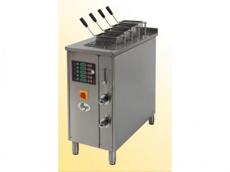 Masina electrica automata de gatit paste cu 3 cosuri