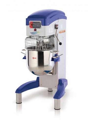Mixer planetar 100 litri, 5 trepte viteza, control electronic