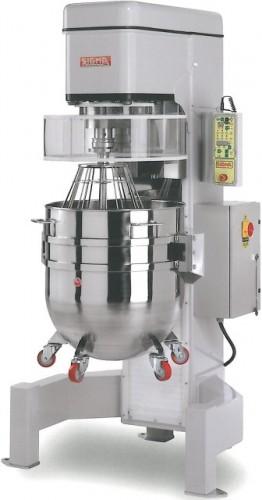 Mixer planetar 160 litri, 5 trepte viteza, control electronic PM