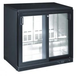 Vitrina frigorifica cu 2 usi batante 227 litri