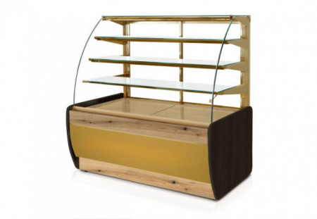 Vitrina frigorifica pentru cofetarie/patiserie, 1020x890mm