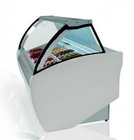Vitrina frigorifica pentru inghetata cu 16 cuve
