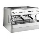 Espressor semi-automatic cafea-2 grupuri rotunde