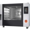 Cuptor cu convectie patiserie/panificatie COMBISTEAMER 4 tavi 600x400 mm sau GN1/1, Touch screen