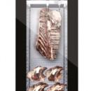 Dulap frigorific cu usa din sticla pentru maturare carne, 150kg, STG MEAT 700 GLASS