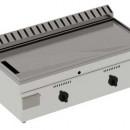 Gratar , fry-top(electric) pentru piadina , carnati sau steak 1260x530x255 mm