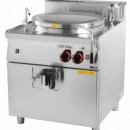 Marmita pe gaz 100 litri, incalzire indirecta, RM Gastro