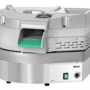 Masina de lustruit si sterilizat tacamuri 3500 buc/h