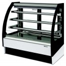 Vitrina frigorifica pentru cofetarie/patiserie,AMBAR, 1875x810x1300 mm