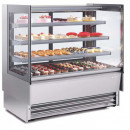 Vitrina frigorifica pentru cofetarie/patiserie,ONIX, 1250x810x1300 mm