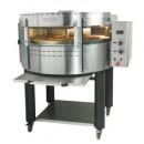 Cuptor electric rotativ , 8 pizze