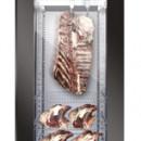 Dulap frigorific cu usa sticla pentru maturare carne, 150kg, STG MEAT 700 BLACK