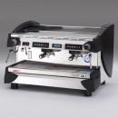 Espressor de cafea automatic cu control electronic , afișaj LCD , 2 grupuri