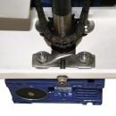 Malaxor cu spirala,cap rabatabil si cuva detasabila ,53 L ,44 kg, 2 viteze