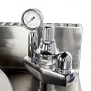 Marmita 85 litri, incalzire indirecta, electrica KE-785-O GASTRO-HAAL
