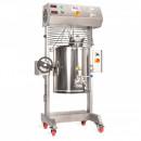 Masina de preparat creme la cald, capacitate 60 litri cu robinet de scurgere