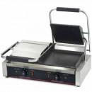 Toaster cu mecanism prin apasare pe placi, neteda/striata