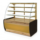 Vitrina frigorifica pentru cofetarie/patiserie, 1390x890mm
