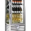 Vitrina frigorifica verticala pentru vinuri, 427 L