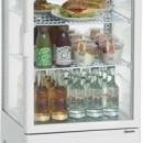 Vitrina frigorifica 78L, alba