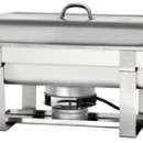 Chafing dish GN 1/1 Plus