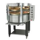 Cuptor electric rotativ , 8+8 pizze