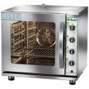 Cuptor gastronomie manual, pe gaz cu convectie, 4 tavi GN2/3