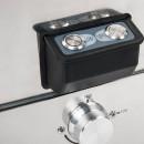 Cutter electric profesional 9 litri
