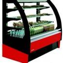 Vitrina calda AMBAR, 1250x810x1300 mm