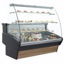 Vitrina frigorifica pentru cofetarie/patiserie PLUM, 1480x990mm