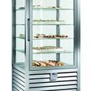Vitrina frigorifica verticala ventilata de patiserie , 1 usa, 541 litri