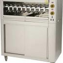 Aparate frigarui-Churrasco model SGA19-gaz-cu baza