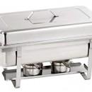 Chafing dish GN 1/1 cu suport pentru combustibil