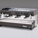 Espressor automatic cafea cu dozare programabila, 3 grupuri