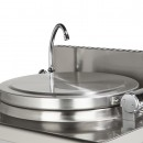 Marmita 100 litri, incalzire indirecta, gaz KG-100-O GASTRO-HAAL